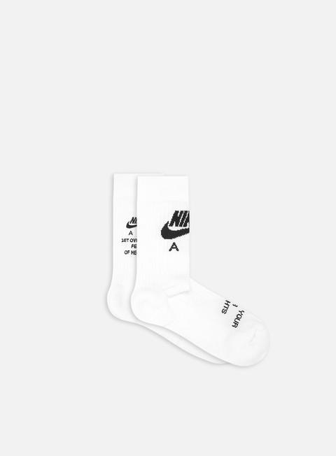 Socks Nike Sneakr Sox Crew Socks 2 Pack,