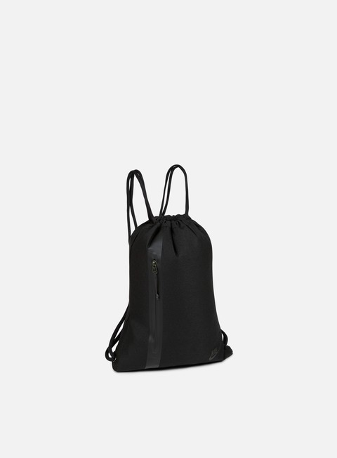accessori nike sportswear tech gymsack black