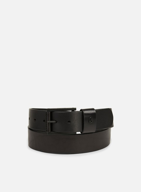 accessori nixon americana belt ii black