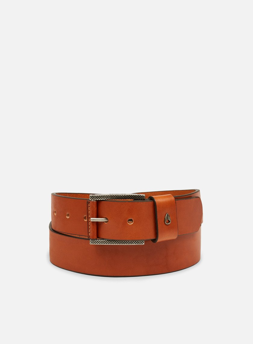 Nixon - Americana Belt II, Saddle