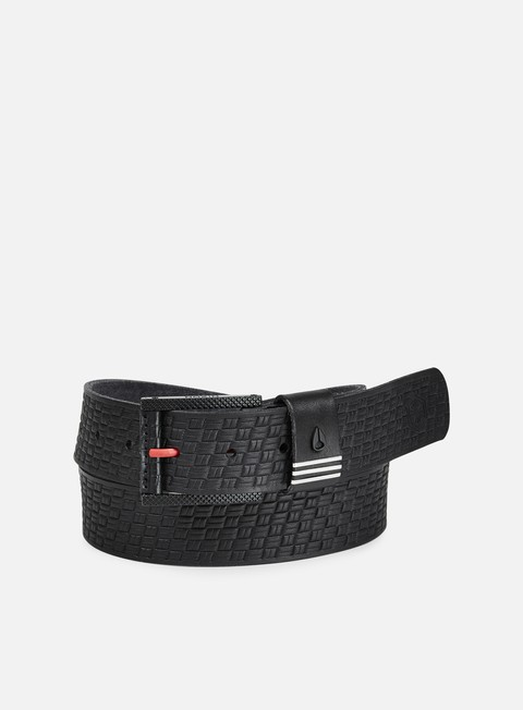 accessori nixon americana belt star wars kylo black