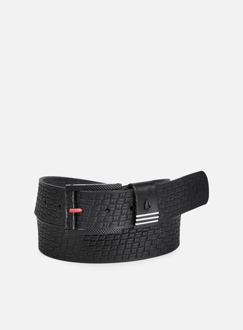 accessori nixon americana belt star wars kylo black