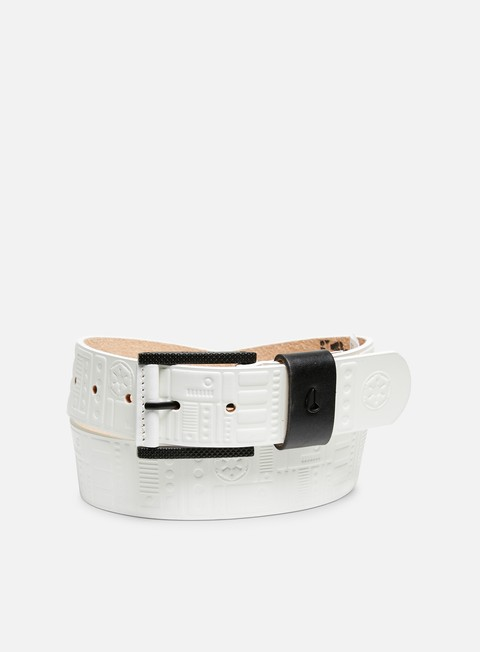 accessori nixon americana belt star wars stormtrooper white
