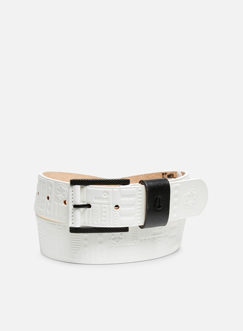 Nixon - Americana Belt Star Wars, Stormtrooper White