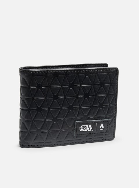 accessori nixon arc wallet star wars imperial pilot black