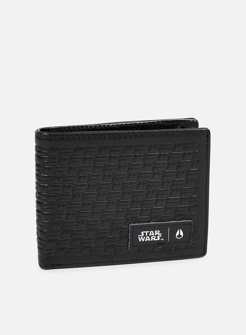 accessori nixon arc wallet star wars kylo black