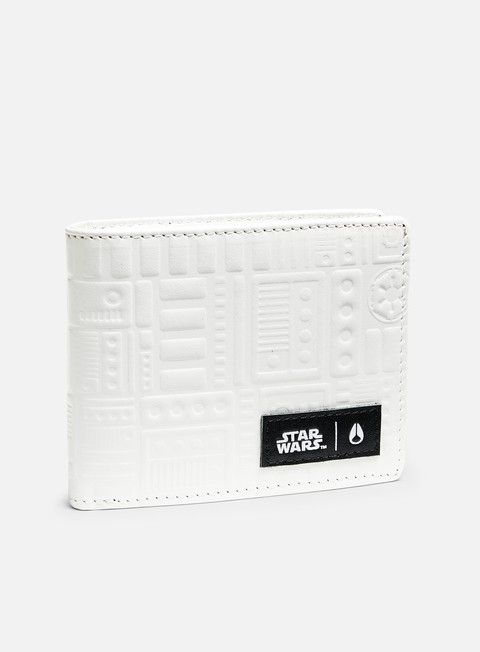 accessori nixon arc wallet star wars stormtrooper white