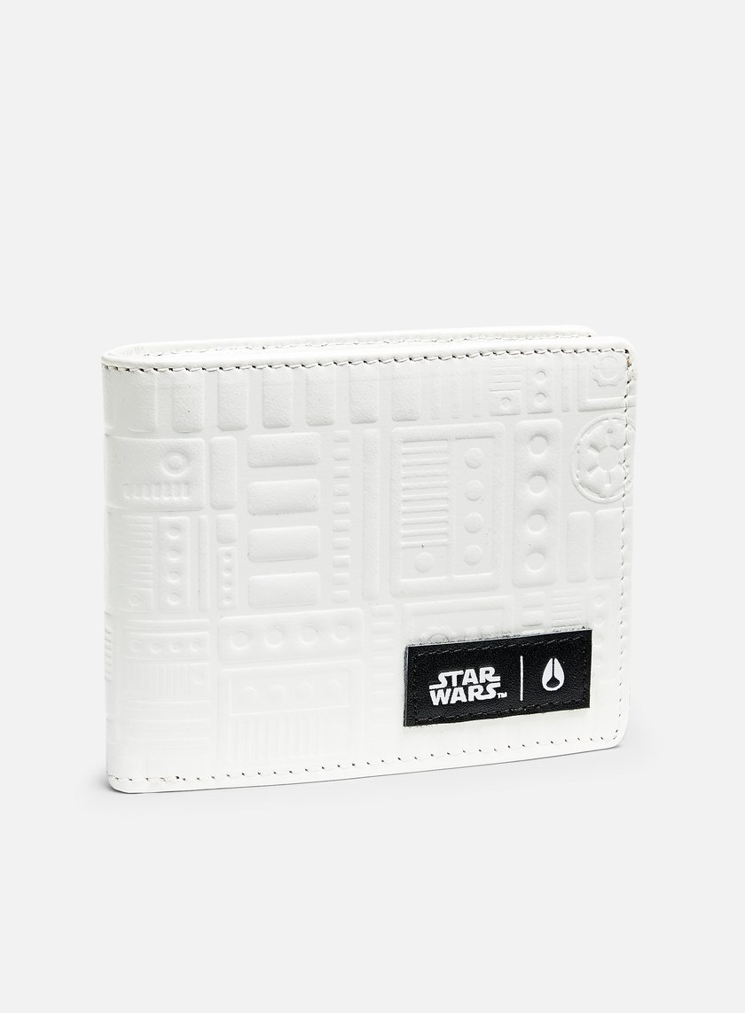 Nixon - Arc Wallet Star Wars, Stormtrooper White