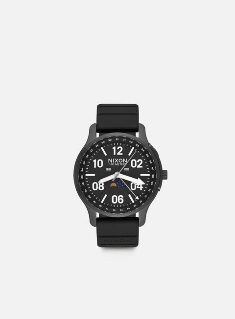 accessori nixon ascender sport black lum