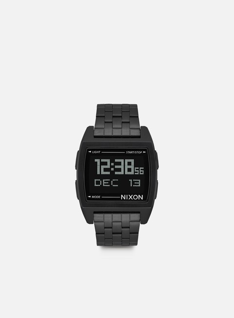accessori nixon base all black