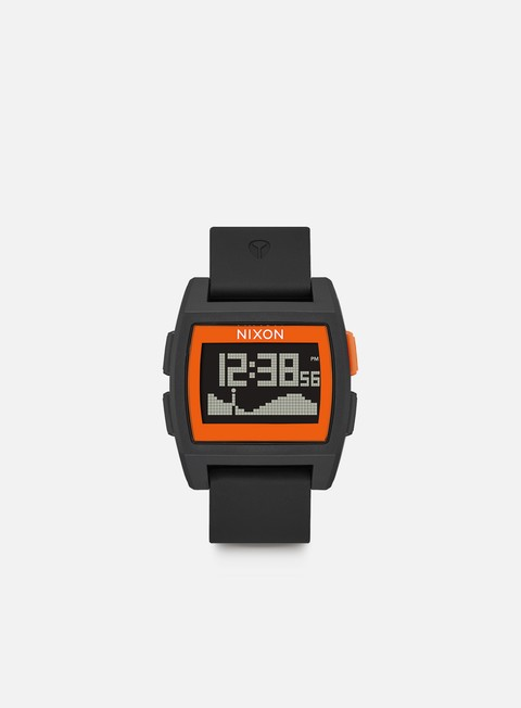 accessori nixon base tide black orange jjf