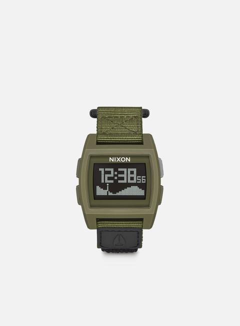 Sale Outlet Watches Nixon Base Tide Nylon