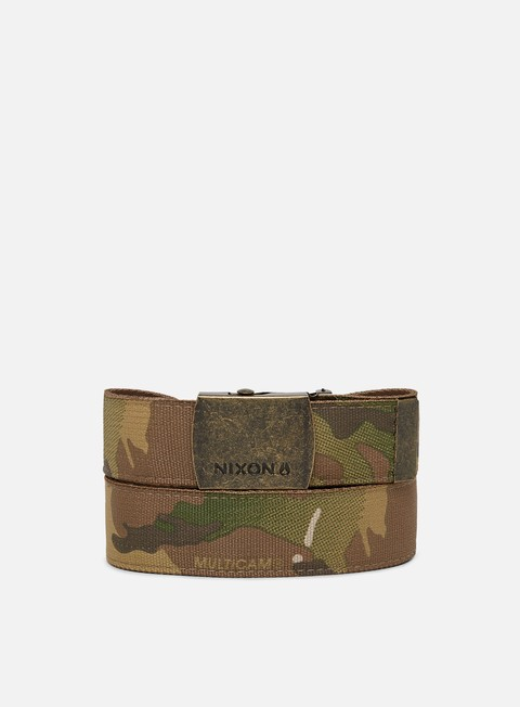 Sale Outlet Belts Nixon Basis Belt