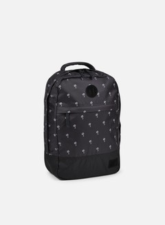 Nixon - Beacons Backpack, Black/White 1