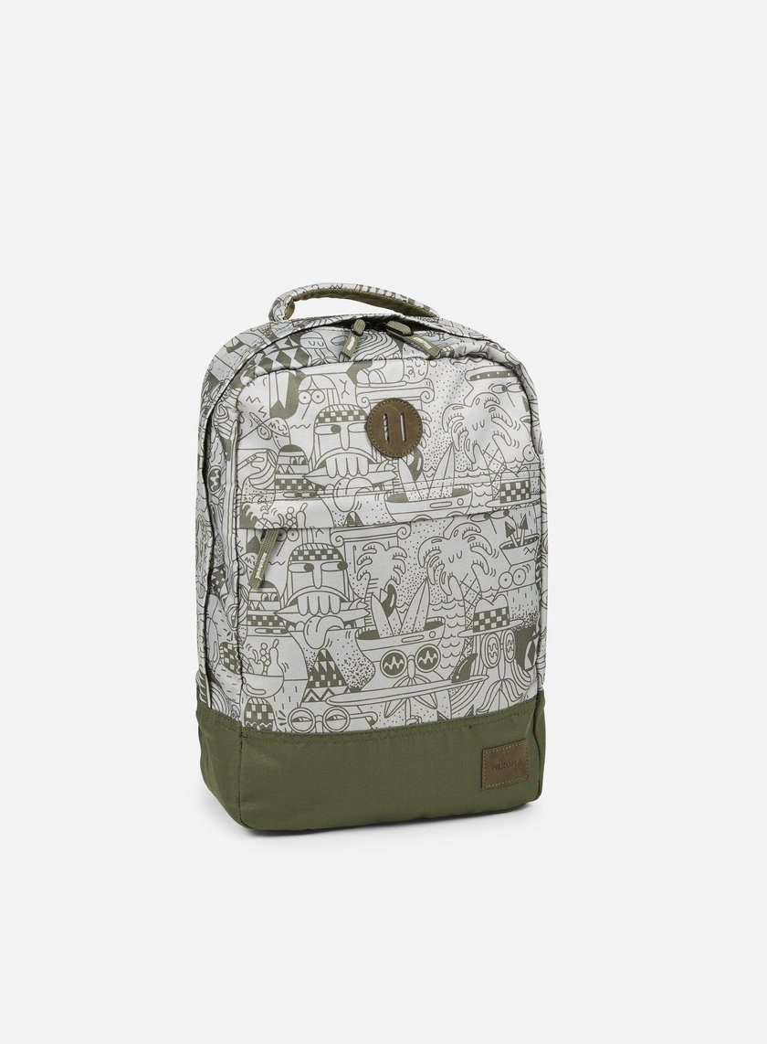 Nixon - Beacons Backpack, Olive