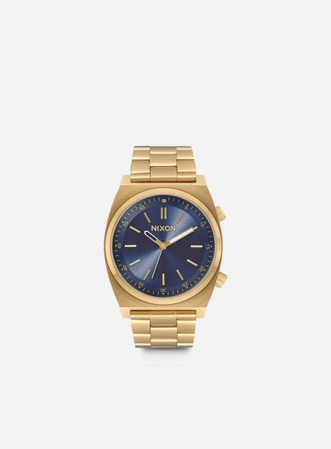 accessori nixon brigade all gold navy sunray