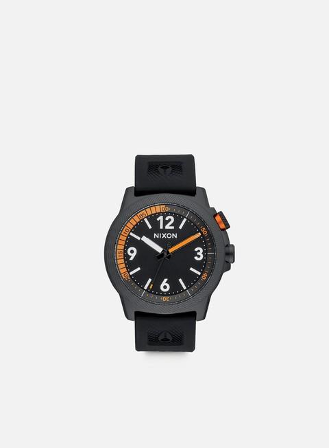 accessori nixon cardiff sport all black
