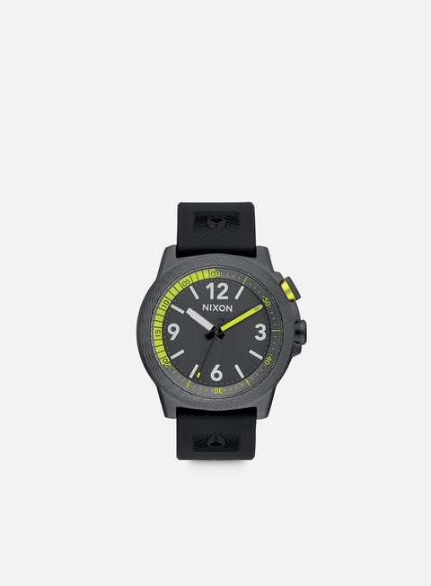 accessori nixon cardiff sport all gunmetal