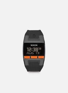 Nixon - Comp, Black/Orange JJF