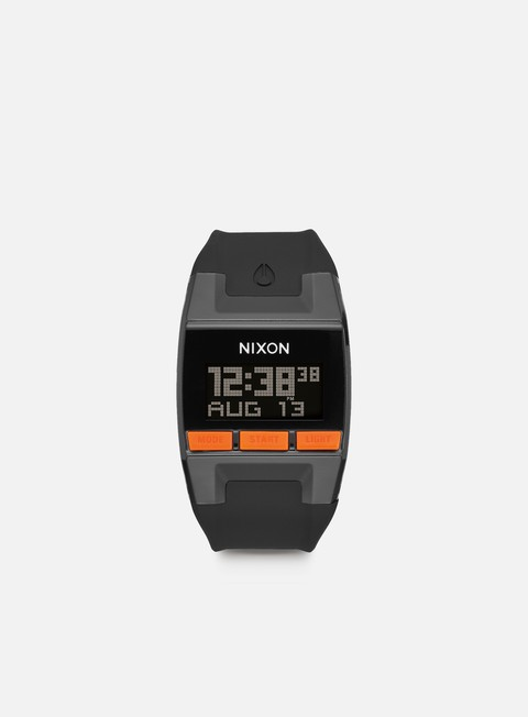 accessori nixon comp black orange jjf