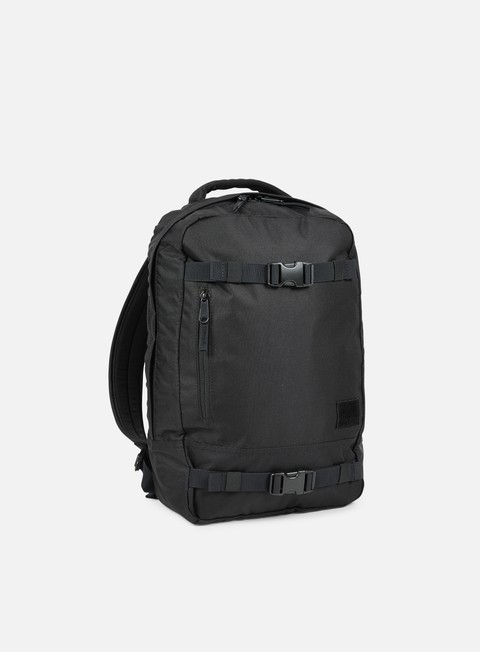 accessori nixon del mar backpack all black