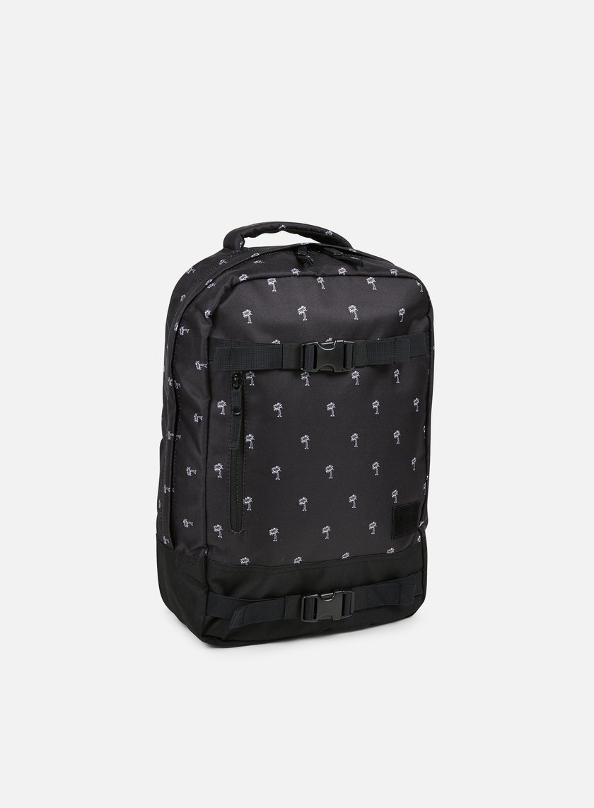 Nixon - Del Mar Backpack, Black/White