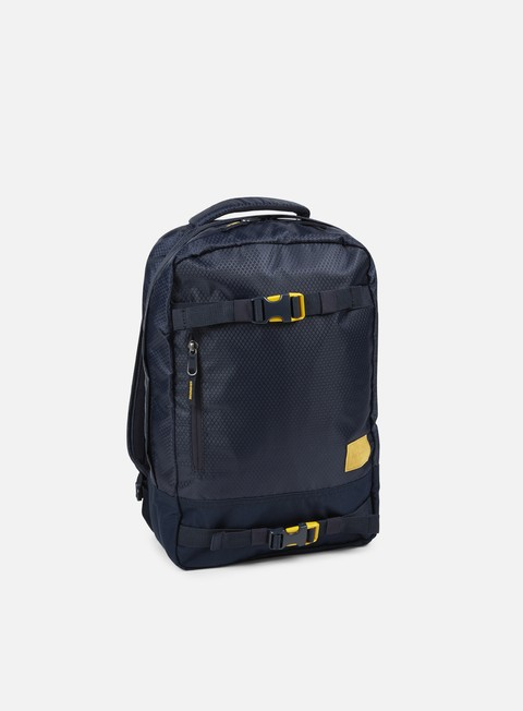 accessori nixon del mar backpack navy navy