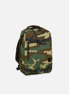 Nixon - Del Mar Backpack, Woodland Camo