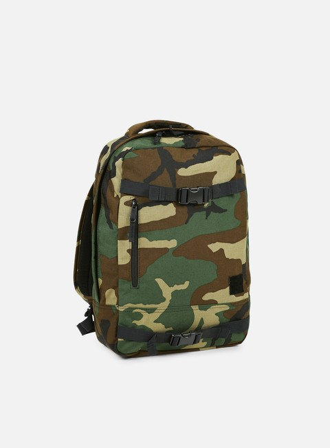 accessori nixon del mar backpack woodland camo