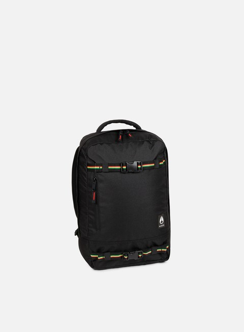 accessori nixon del mar ii backpack rasta