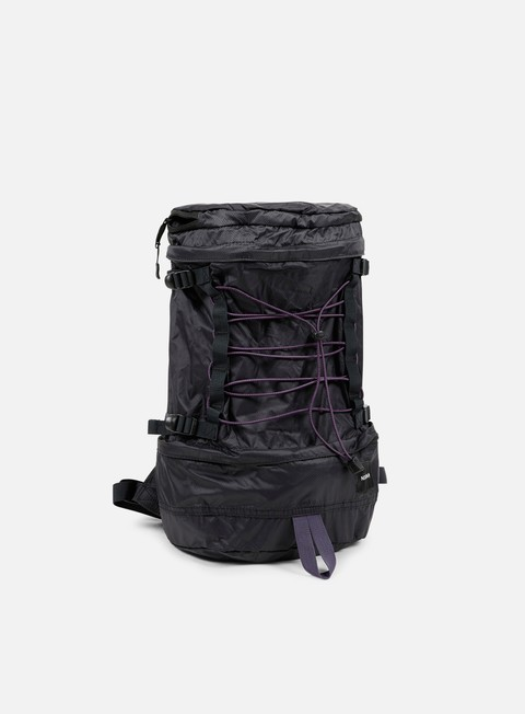 accessori nixon drum backpack black