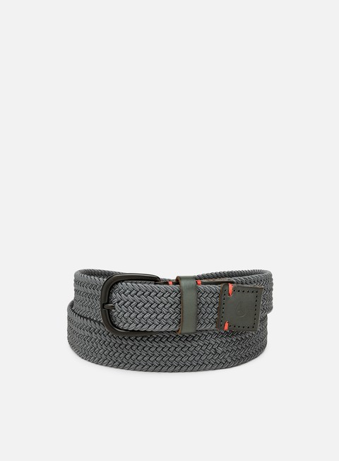 accessori nixon extend belt gunmetal