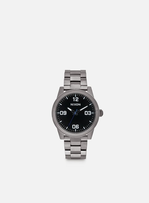 accessori nixon gi ss gunmetal black