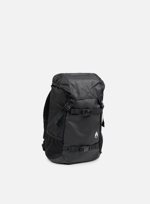 accessori nixon landlock backpack black