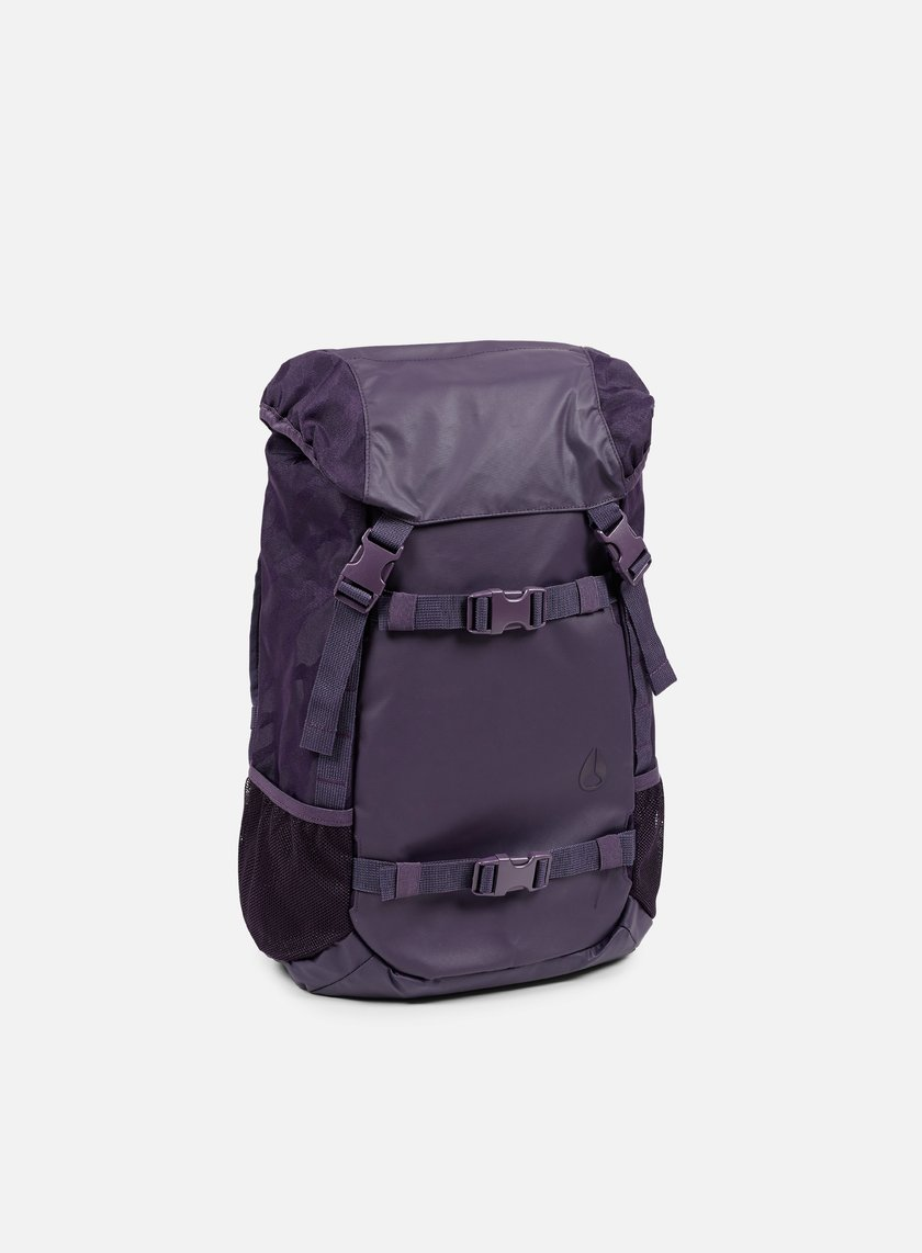 Nixon - Landlock Backpack, Deep Purple