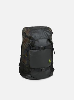 Nixon - Landlock Backpack, Geo Camo