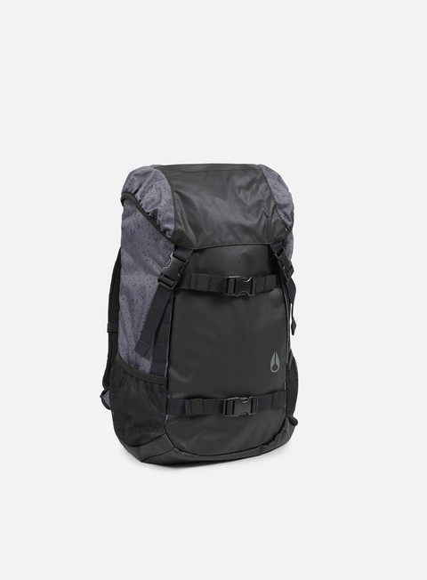 accessori nixon landlock backpack grey
