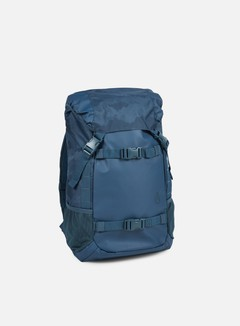 Nixon - Landlock Backpack, Moroccan Blue