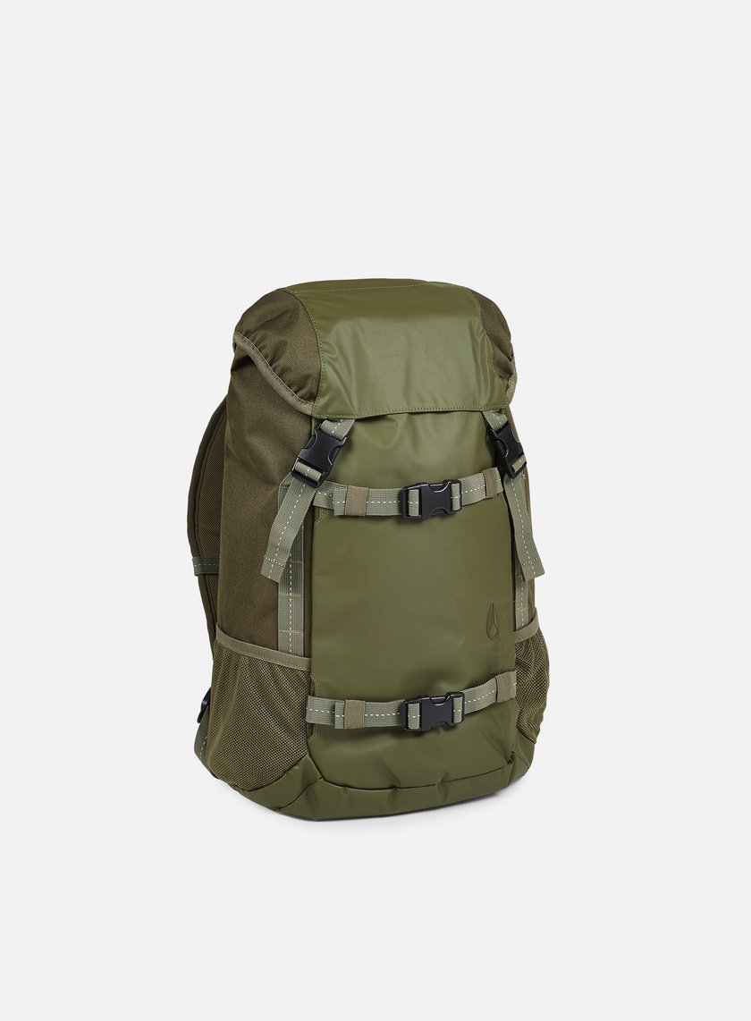 Nixon - Landlock Backpack, Olive