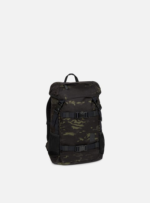 accessori nixon landlock backpack se ii small black multicam