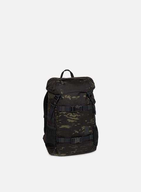 accessori nixon landlock backpack se ii small black multicam