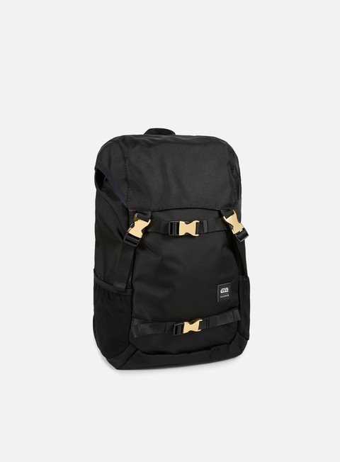 accessori nixon landlock backpack star wars c 3p0 black