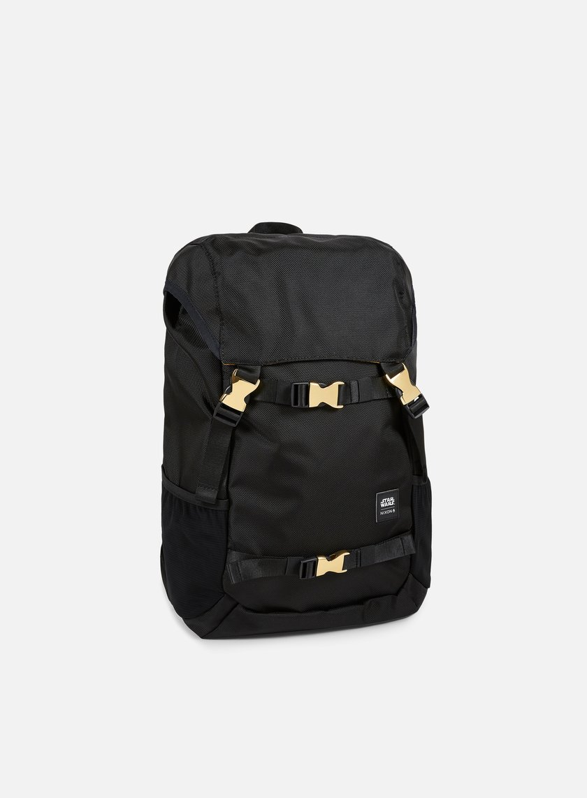 Nixon - Landlock Backpack Star Wars, C-3P0 Black