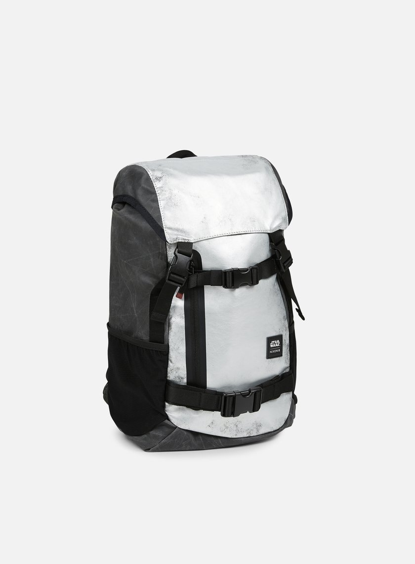Nixon - Landlock Backpack Star Wars, Phasma Silver