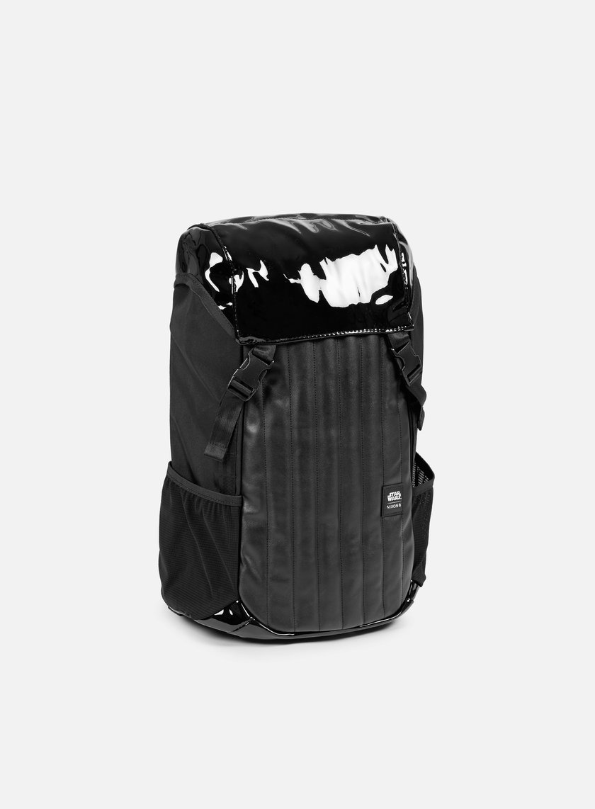 Nixon - Landlock Backpack Star Wars, Vader Black