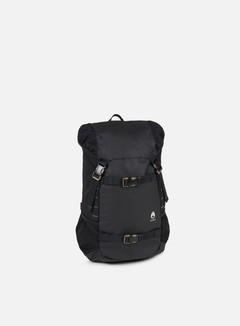 Nixon - Landlock III Backpack, All Black Nylon