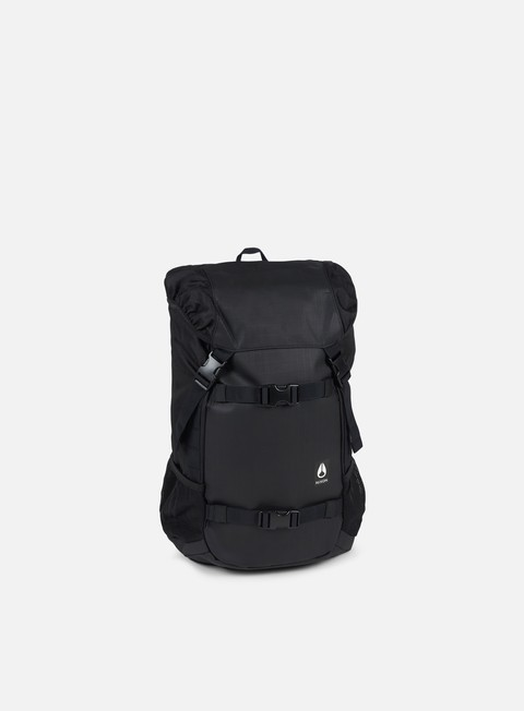 accessori nixon landlock iii backpack black