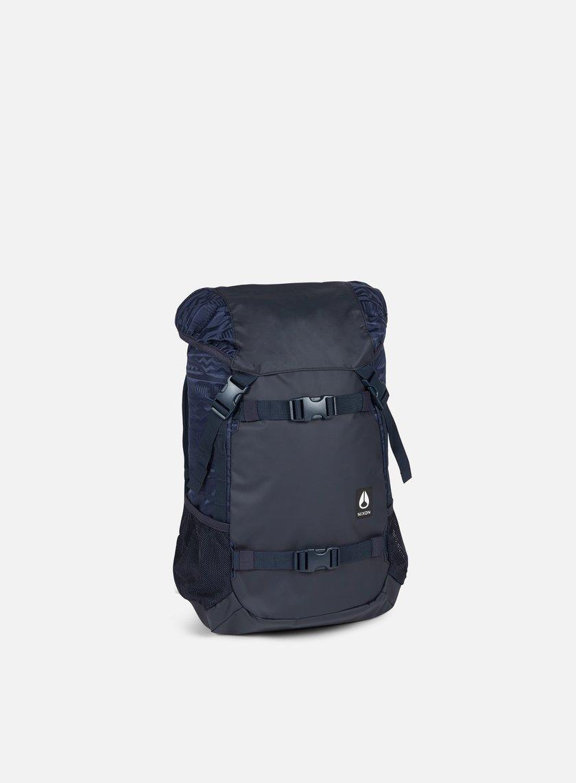 Nixon - Landlock III Backpack, Navy/Mix