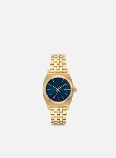Nixon - Medium Time Teller, All Light Gold/Cobalt