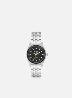 Nixon - Medium Time Teller, Black/Abysse